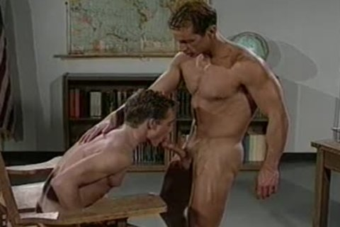 Two young homo males Playing messy Games