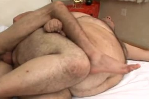 chubby lad sucks all the sex semen out