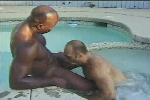 Bobby Blake large darksome And delicious Scene 1