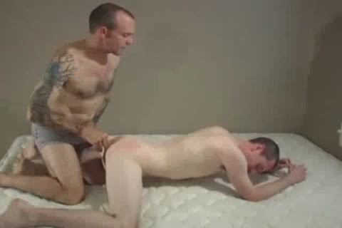 Interracial - Two Tops Share One Bottom BB
