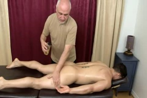 Topher Massaged