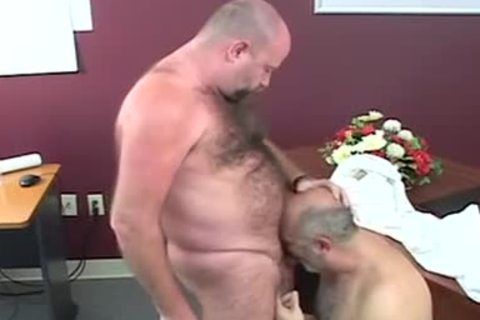 lovely-looking overweight Bears fucking After Giving oral sex-stimulation-service