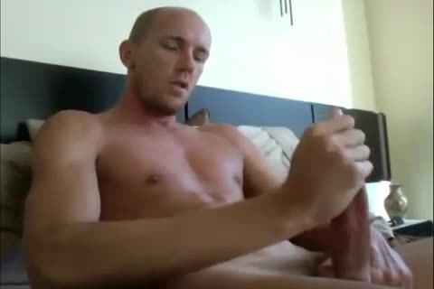 MUSCLE cock jack off