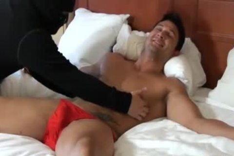 Hunky chap acquires Teased