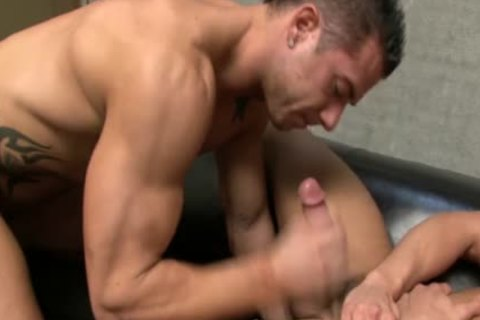 CODY CUMMINGS acquires A blowjob stimulation-service FROM A HUNK