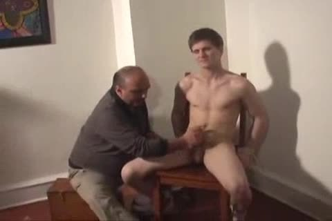 bound , Milked, And Pleading To Stop one more time