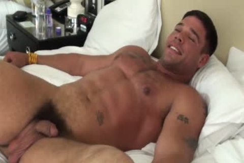 chic Muscle chap fastened And Tickled - Derek Atlas