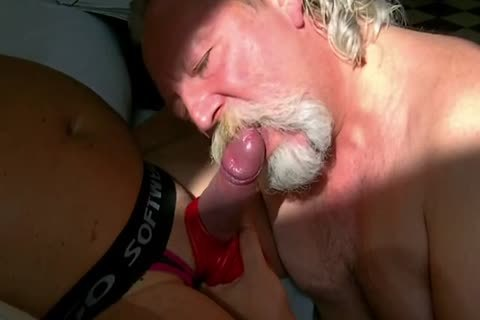 I Tease humongous Dave's shlong Balls And chocolate hole Befor We Start To Film