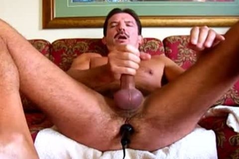 From The Archives Of 2005: I Bought This black Beauty Beaded group-sex dildo while On Vacation In Florida.  I not fast Work It Into My butthole (I'm Not Used To Putting dildos In My butthole, Especially 9 Years agone!) And jack off And sperm!