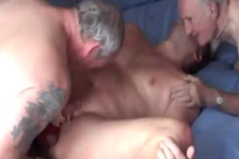 The Bottom Is Spit-roatsed: Me In His face gap; Gordon Up His butthole. I Then fuck The Bottom On His Back And Then All-fours. The Bottom And I 69 And I'm gangbanged doggy style. The Bottom Sits On My wang - My Ballstretcher Up Against His butthole..