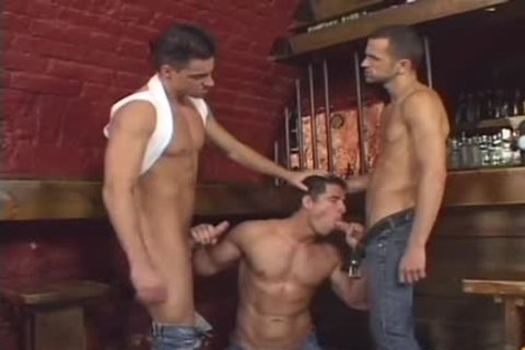 Uncut 10-Pounder Sex Club - Scene 1