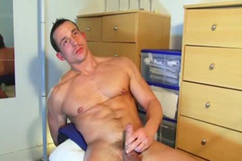 Eric, (real str8 lad) acquire Wanked His gigantic rod By A lad Despite Of Himself.