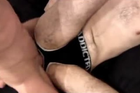 tasty  Bottom  Takes  On  A  gigantic  gigantic  dick  And  Is  Rewarded  With  A  Mouthful  Of  lad  Milk