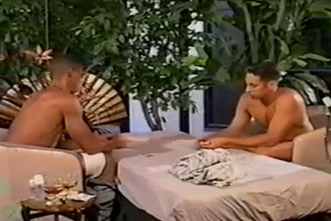 Two Of My All Time Porn Favorites jointly In One messy Scene : Vintage Of Desert Island Quality