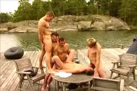 bareback group By The River