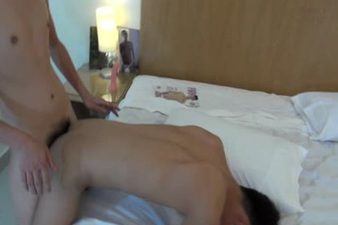 A homosexual Sex Scene Where Two twinks engulf And fuck
