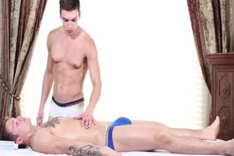 GayRoom - Anthony Veruso Massages And nails Jonathan Kross