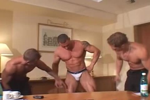 three greater quantity lovely Muscle Posers