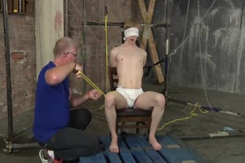 sexy daddy cum Thief Sebastian Kane Pegs The concupiscent fellow