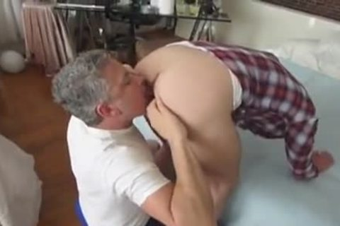 giant cock twink With His Daddies