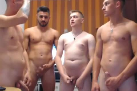 4 juicy Romanian boyz, Hard weenies & sexy booties