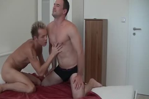 excited Andy acquires His a-hole nailed By favourable