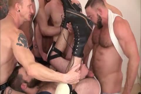 The Wolf Has A Thing For Pigs - bareback