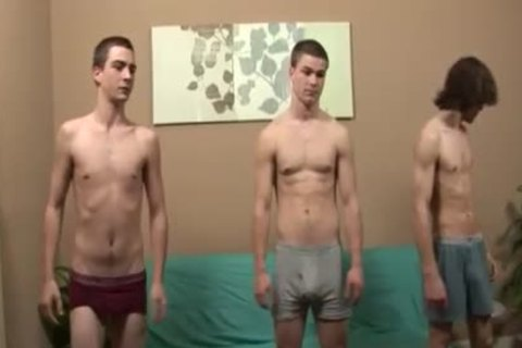 homo wicked twinks Fighting Over gigantic Male weenies And long Porn