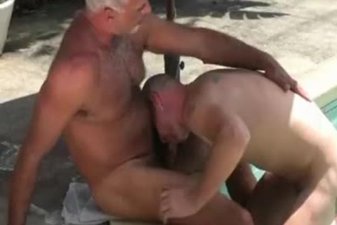 hairy And raw - Jeff Grove And Christian Matthews