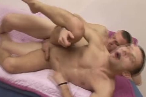 hardcore gay butthole plowing And Cumswapping