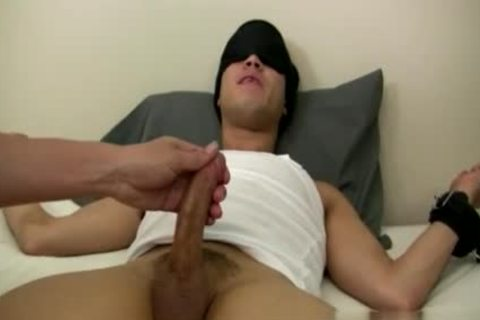gay Sex clip Tall chap naked Mr. Hand Preps Willy And I Can