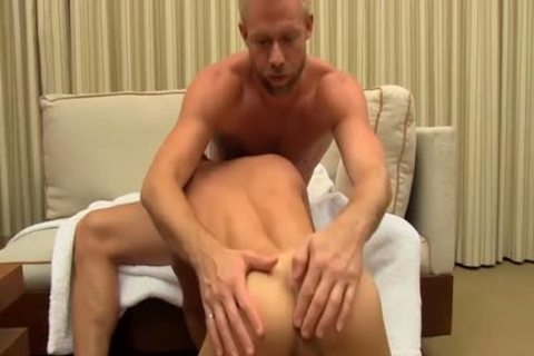 Andy Taylor receives A gigantic 10-Pounder In His taut butthole