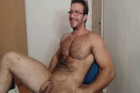 [web camera] Bigdudex A sexy hairy Daddy Shows booty And