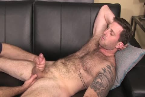 naughty, hairy guy Sucked And Rimmed