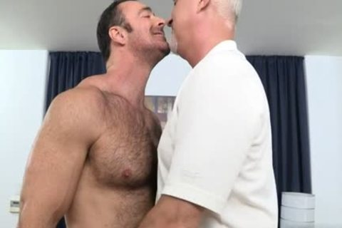 large dong homosexual anal job And cream flow