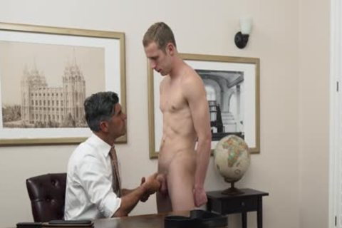 Mormonboyz - Hung knob Inspected And poked