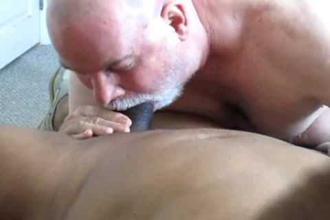 Flowing Nutt From A monstrous-Dicked black
