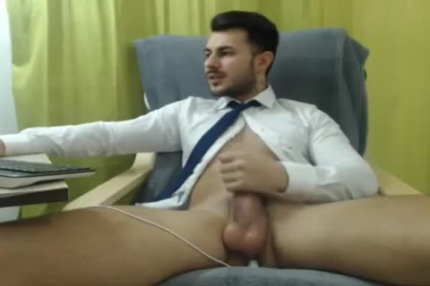 stroking After Work #two