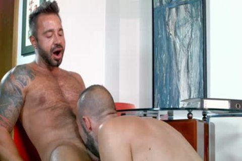 Muscle homo oral stimulation job And sex cream flow