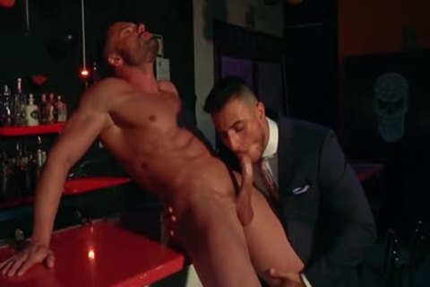 Muscle homo anal job With cream flow
