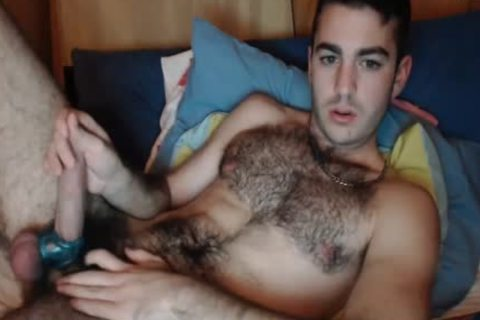 Gorillaman223 On Chaturbate (handsome curly, cum & anal)