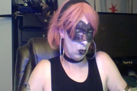 dirty Dancing Goth CD web camera Show (part 2 Of 2)