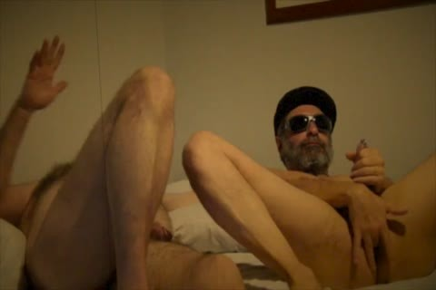 hairy Barebacking - large Bear Vs Bearded lewd Daddy