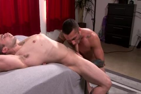 Muscle homo anal sex With cumshot