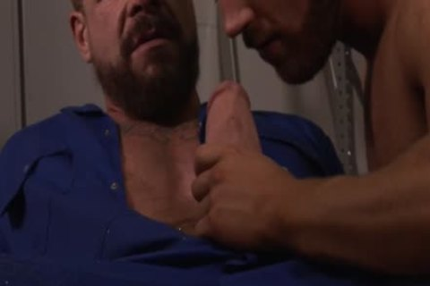 large cock homosexual sextoy And sperm flow