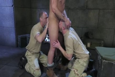 sexy Military Fetish And cumshot