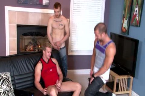 James Jamesson - dick Daily - Cameron Foster three Some