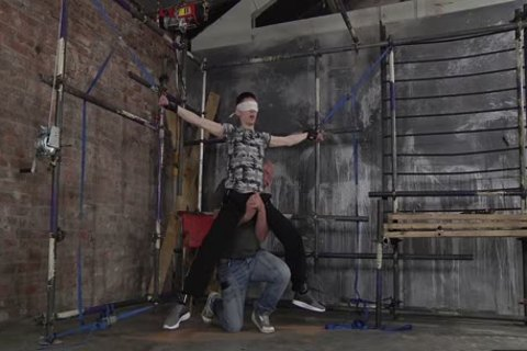 corporalist Sebastian Kane Gives A worthwhile Whipping To His teen Sub