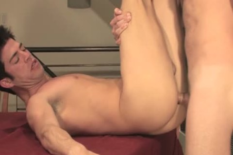Cole Streets And Troy Collins have a fun butthole