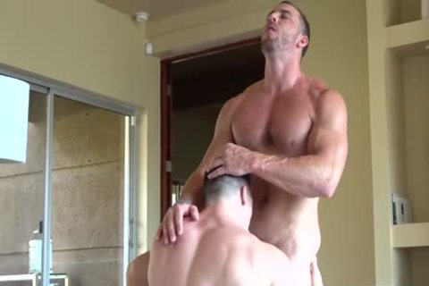 Amazingly straight FIT penises Have fine Muscle Sex & poke HARD!